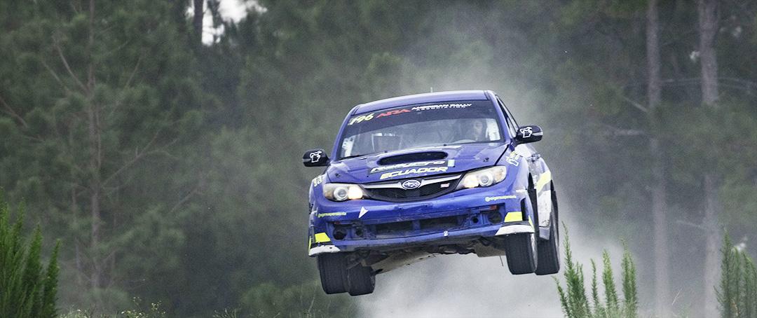 Rally Race Track